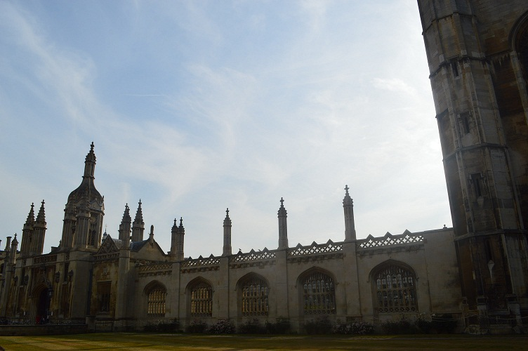 cambridge campus