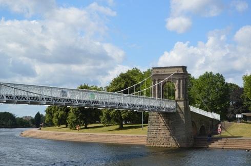 Jembatan Sungai Trent, Nottingam
