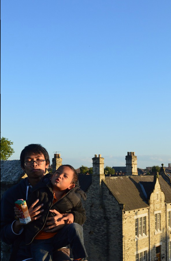 Satu Senja di York