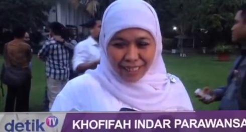 Menteri Khofifah