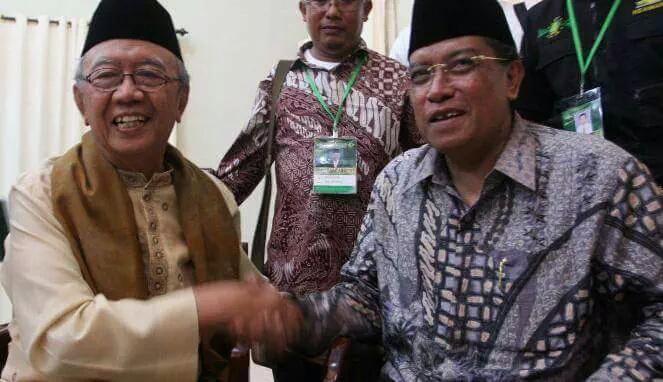 Gus Sholah Kang Said Berdamai